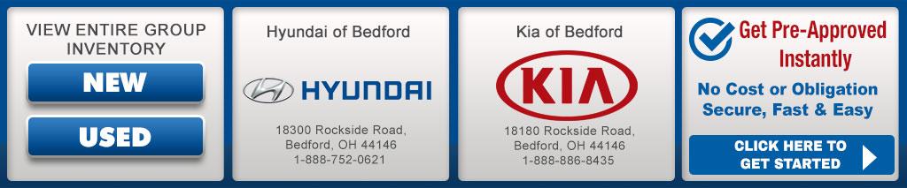 Hyundai Of Bedford >> Bedford Auto Giant New Hyundai Mitsubishi And Kia In Bedford Ohio
